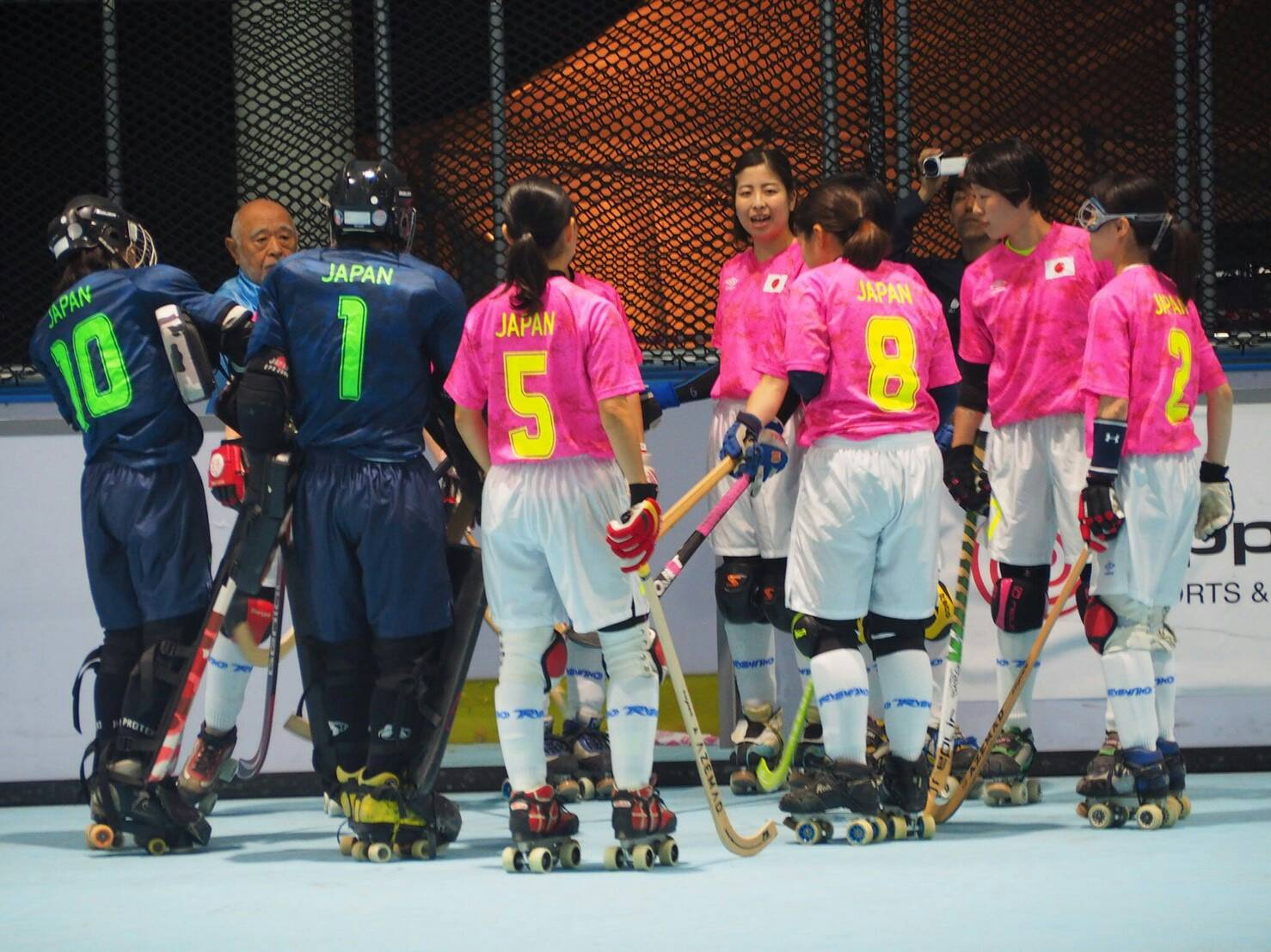 WORLD SKATE ASIA 18th ASIA-OCEANIA RINK HOCKEY CHAMPIONSHIP